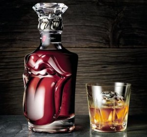 suntory releases limited edition the rolling stones 50th anniversary whisky ctvl3