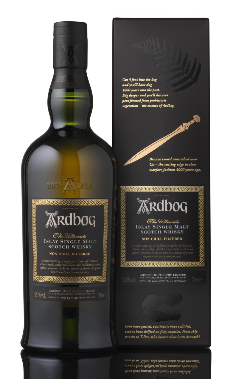 Ardbegs new Limited Edition whisky Ardbog 1