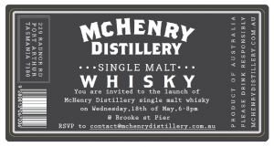 McHenry Whisky